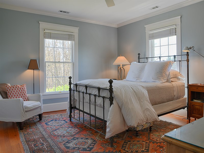 Virginia Farm House Bedroom