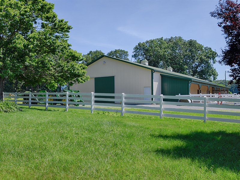 Horse Farm for Sale in Virginia