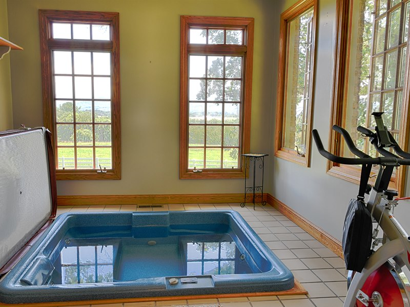 Spa at Red Horse Farm