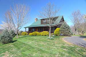 Madison County Virginia Retreat for sale