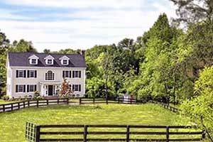 Albemarle County Va Small Horse Farm for Sale