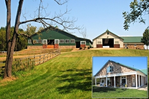 Rockingham County Virginia Horse Farm for sale