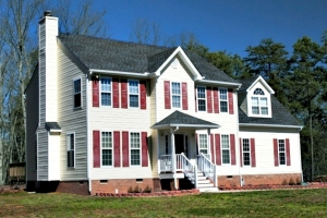 Home for Sale in Louisa County