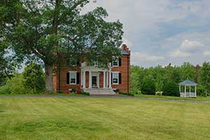 Fluvanna  County Virginia Farm and Historic Home for sale