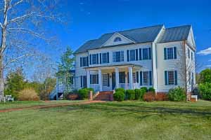 Albemarle County Virginia Estate Home