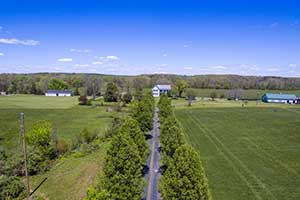 Buckingham County Virginia Riverfront farm for sale