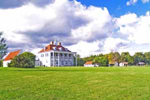 Virginia Plantation on the James River