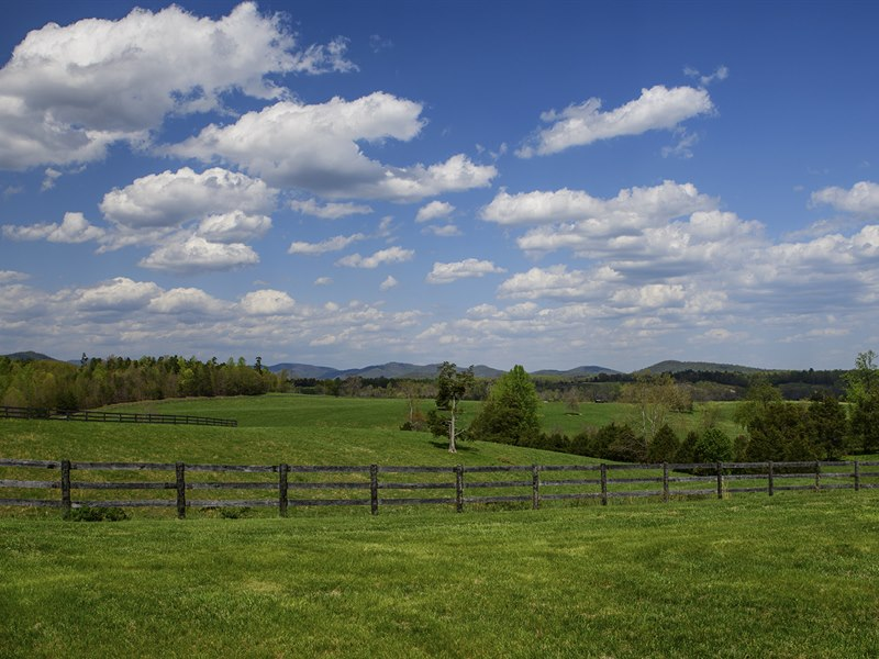 Bellemonde Farm for Sale in Virginia
