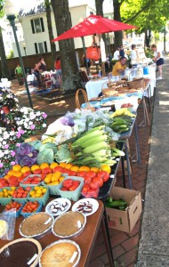 Charlottesville Farmers Market