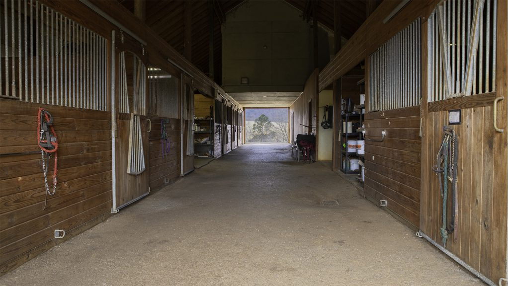 Lucas Equine Stall Fronts