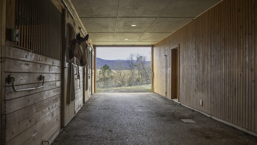 Virginia Horse Stable for Sale