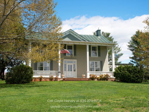 Madison VA Historic Country Properties