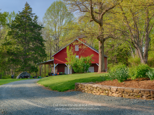 Central VA Historic Country Properties for Sale