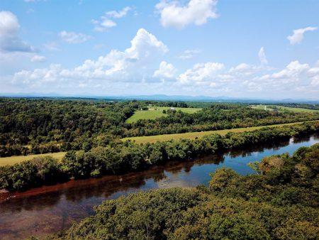 James River near Scottsville VA