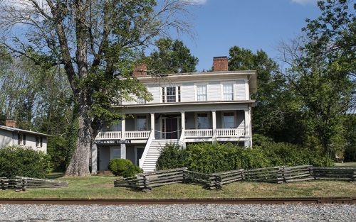Gordonsville VA Exchange Hotel