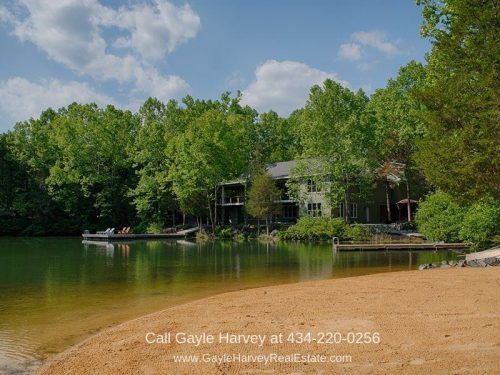 Waterfront Real Estate Properties for Sale in Louisa VA