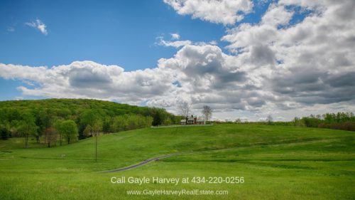 Historic Farm for Sale in Charlottesville VA