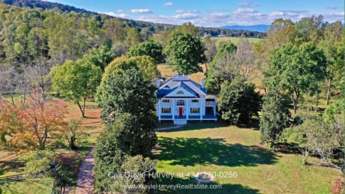 Historic Homes for Sale in Gordonsville VA