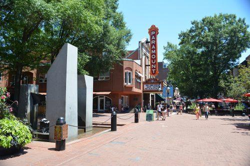 Paramount Theater Charlottesville