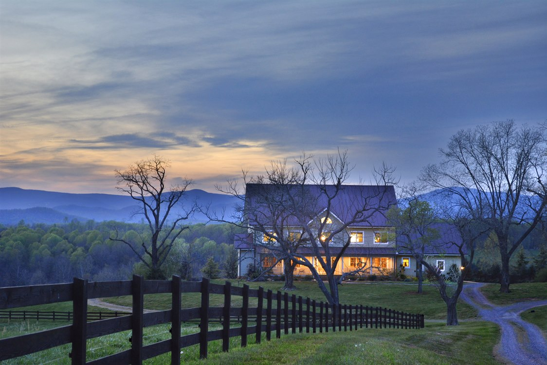 For Sale By Owner Va >> Hidden Streams|Madison County Va Farm for Sale